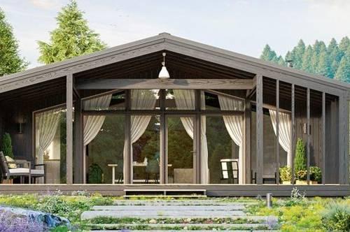 106 m2 wunderschöner nordischer Bungalow inkl. Grundstück  ab 614,72 mtl.