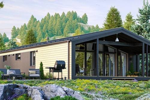 106 m2 nordischer Bungalow inkl. Grundstück  - Frühjahrsbonus bis zum 31.07.2020
