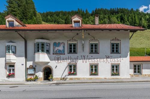 Geschichtsträchtiges Gasthaus und Hotel