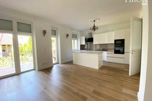 Elegante 3-Zimmer Wohnung mit Balkon und Gemeinschaftsgarten!