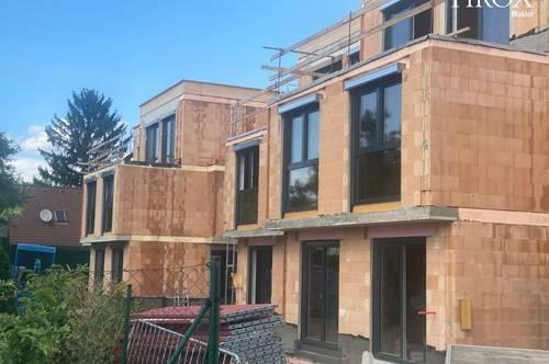 Provisionsfreie Doppelhäuser nähe Lobau! Schlüsselfertig!