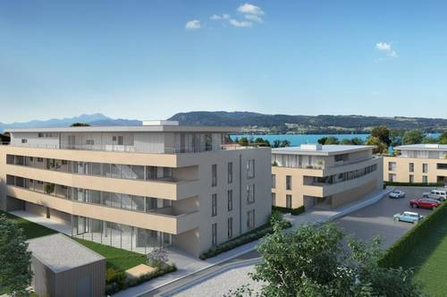 Quality Living am traumhaften Attersee Haus B  Top 03B EG