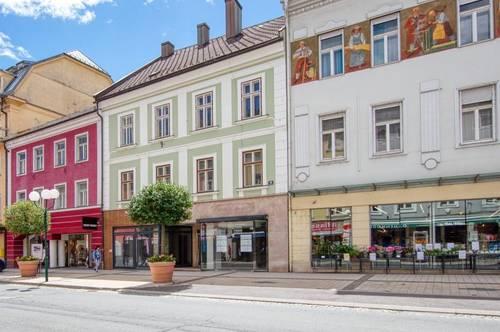 Wohn- und Geschäftshaus mit Potenzial - Vielfältige Nutzung möglich!