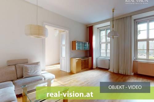 sonniges Altbau-Highlight   perfekte Infrastruktur   sehr guter Zustand   Nähe WU, Praterpark und Nestroyviertel