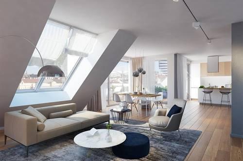 ON TOP - Wohnung mit XL-Terrasse