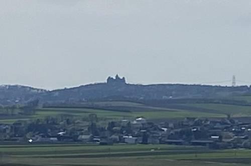Traumhaftes Einfamilienhaus in Grünruhelage mit Fernsicht zur Burg Kreuzenstein