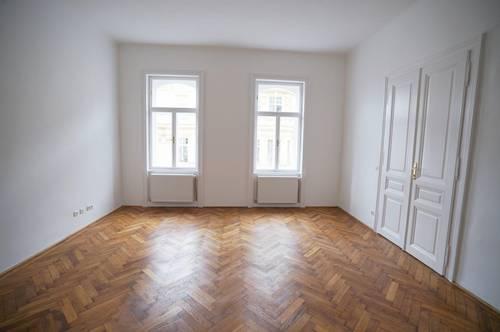 Erstbezug! Sehr schöne 2-Zimmer Altbauwohnung in der Kaiserstraße/Westbahnstraße zu vermieten