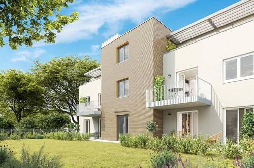 #Provisionsfrei im Vorverkauf_Bezaubernde 3-Zimmer Balkonwohnung_trio der Wohntraum in Groß-Enzersdorf_2301WS605