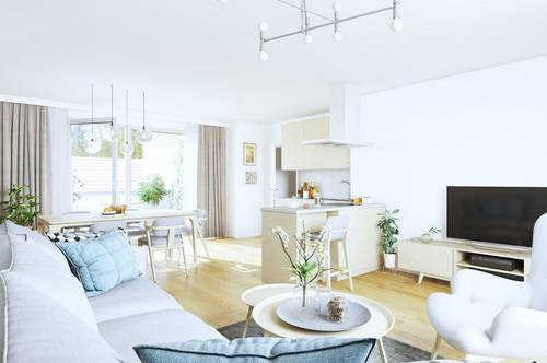 4-Zimmer Wohnung mit Terrassen