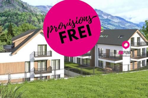 NEUBAU! 2 Zimmer plus großer Balkon in St. Johann - PROVISIONSFREI! Auch für Kapitalanleger! Top 8