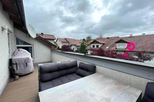 Pöstlingberg - 3 Zimmerwohnung mit 15m² Dachterrasse in Bestlage
