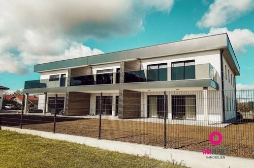 MATTIGHOFEN - 3-Zimmer-Familienwohnung plus Balkon, Carport und Stellplatz! Erstbezug!