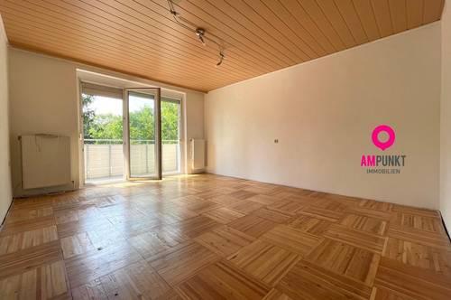 Linz: Familienfreundliche 3 Zimmerwohnung mit idyllischem Gemeinschaftsgarten