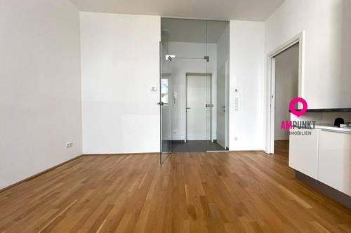 Linz-Urfahr: 3-Zimmer-Wohnung mit 45 m² gegenüber der Lentia City - Ideal für Singles oder Paare