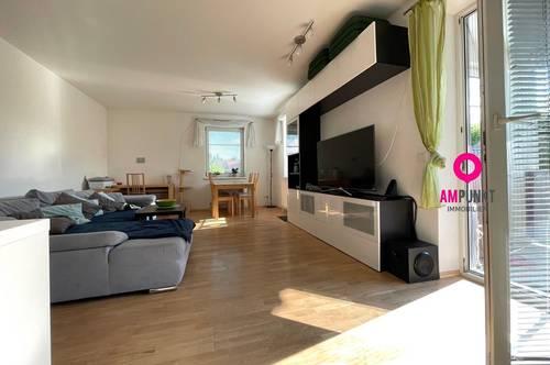 Laakirchen: Freundliche 3 Zimmerwohnung im Erdgeschoss mit 72 m² und Gemeinschaftsgarten