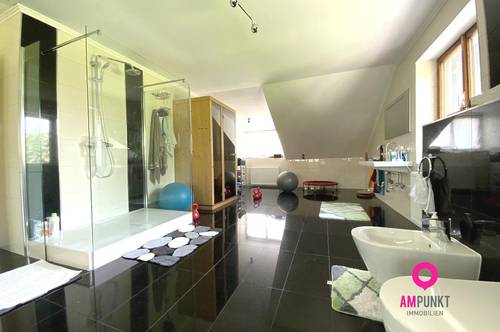 Salzburg Stadt - Haus mit 7 Zimmer und XXL Garten