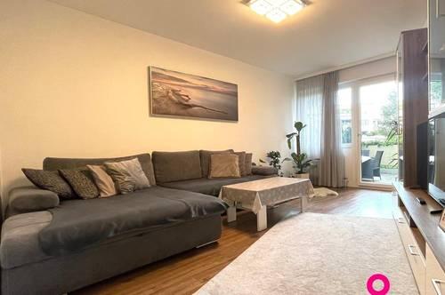 Berg Leonding: Familienfreundliche 3 Zimmerwohnung mit 75 m² in begehrter Wohngegend