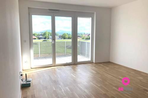 Neumarkt am Wallersee - moderne 2-Zimmer-Wohnung mit Balkon und Tiefgarage - Baujahr 2019