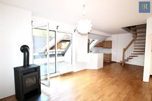 2,5 Zimmer Wohnung + Dachterrasse + TG-Platz