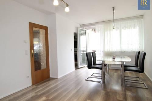 luftig, leichtes Wohngefühl - 3 Zimmer Wohnung + Loggia