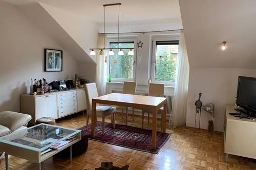 Riedenburg: möblierte 3-Zimmer Wohnung mit Süd-West-Balkon