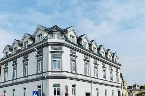 Anlege Zinshaus mit Wohnungen Erstbezug nach Renovierung