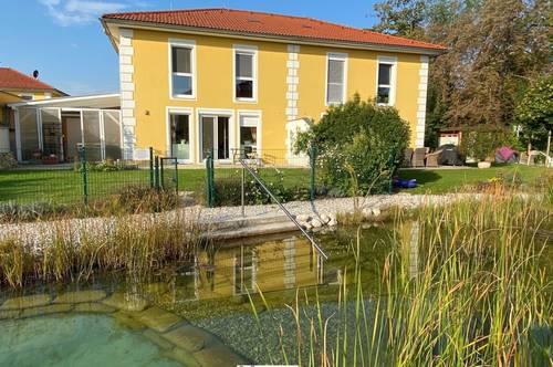 2523 Tattendorf - PREISREDUKTION!!! Wunderschöne, neuwertige Doppelhaushälfte in idyllischer Lage direkt am See inkl. Wohnbauförderung