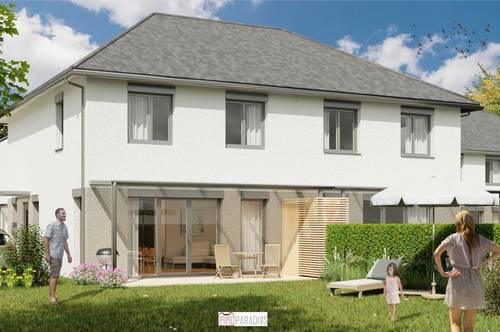 2490 Ebenfurth +++ VORVERKAUF! AKTION! 6 familienfreundliche Doppelhäuser + 1 Einzelhaus in traumhafter Ruhelage ab EUR 399.000,-- +++