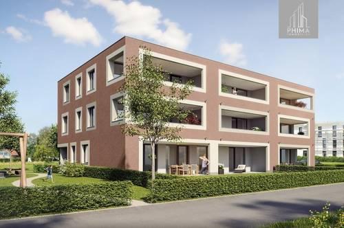 3-Zimmer Dachgeschosswohnung in Hard - Am Mühlebach