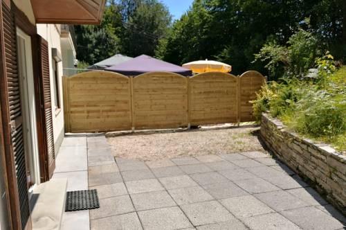 Garten Wohnung in Seenähe privat zu verkaufen!