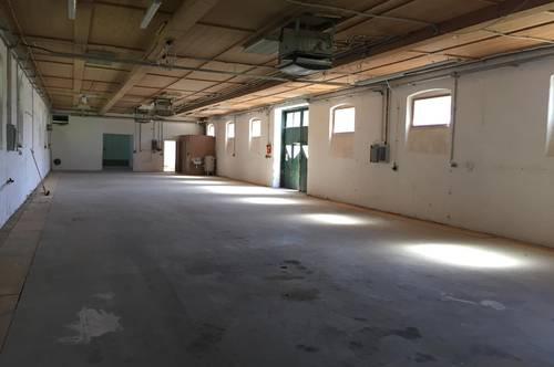Produktions-u. Lagerhalle
