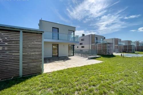 Einfamilienhaus mit Garten und Parkplatz   sofort einziehen   1220 Wien