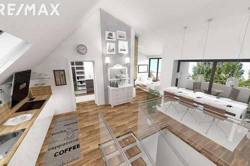 Luxus Maisonette   Traumterrassen und Balkon