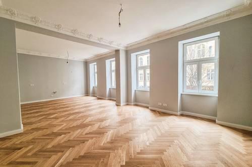 BESTLAGE // 8.Bezirk // Stilaltbau // 4-Zimmer-Erstbezug (122 m²)