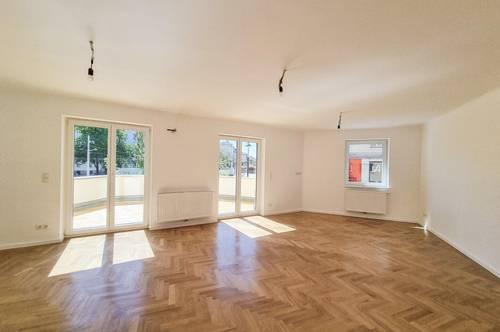 ** UNIKAT in Favoriten ** 3-Zimmer Eckwohnung mit 16 m² Terrasse und Weitblick ** Neubau-Erstbezug