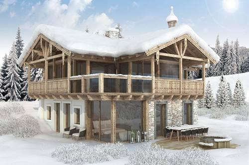 Hunting Lodge Chalet - Luxuriöses Chalet mit seltenem Zweitwohnsitzstatus