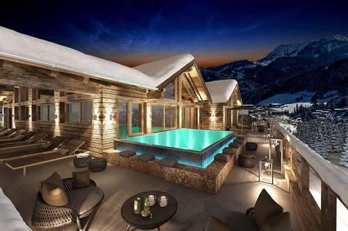Snowbell Apartments -  Apartments mit 1 bis 4 Schlafzimmern im Bergdorf Neukirchen, weniger als 100m vom Skilift