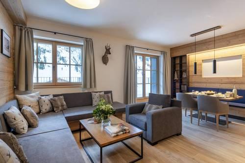 Omeshorn Residence - Boutique 2-Schlafzimmer Wohnung im Zentrum von Lech