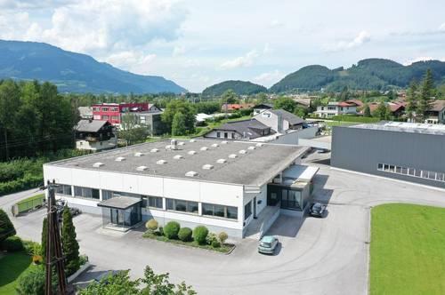 Firmengebäude für Produktion, Lager und Büro