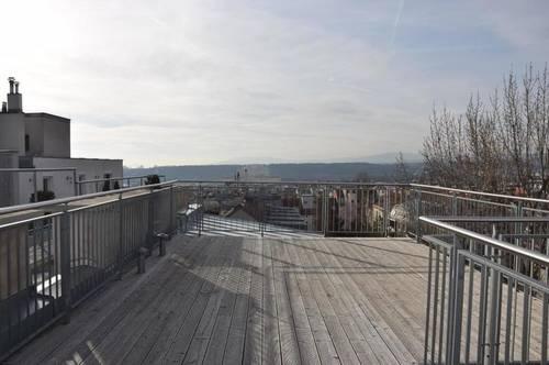 Dachterrassenwohnung mit Blick bis zur Gloriette