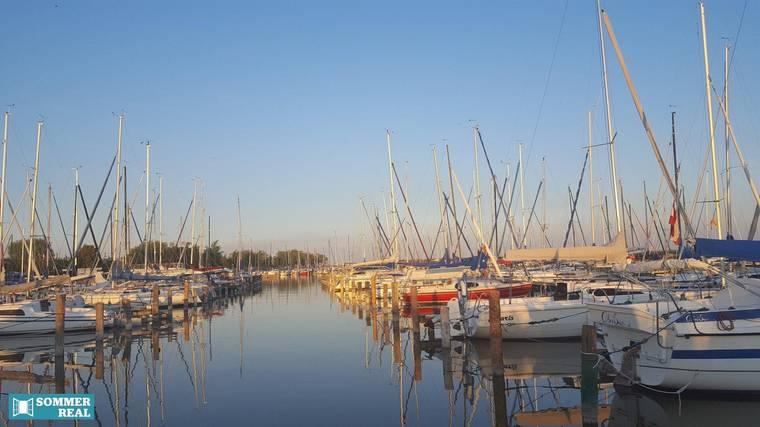 Segelhafen Breitenbrunn
