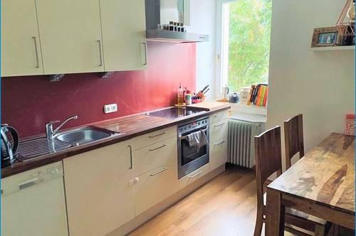 3-Zimmer-Wohnung in der Villa Waldluft
