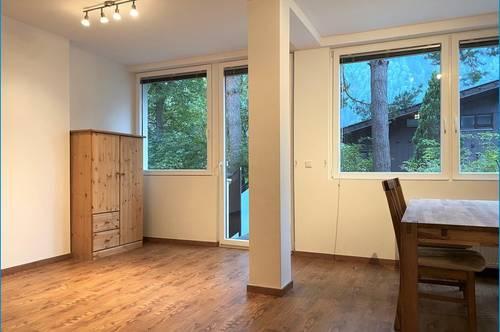 2-Zimmer-Wohnung mit Terrassenzugang