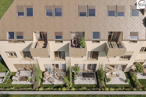 Provisionsfrei! Anlage! Sonnige Wohnung - ERSTBEZUG - balance zwischen Stadt und Natur - TIEFGARAGE