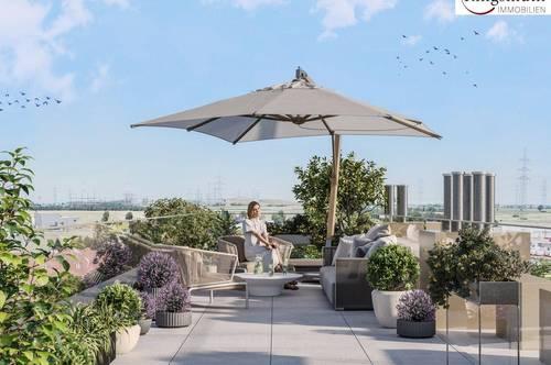 Provisionsfrei! Anlage! Rooftop Dachterrasse - zeitlose Architektur - hochwertige Ausstattung - Erstbezug - Tiefgarage