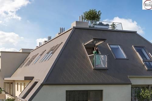 Provisionsfrei! Rooftop Dachterrasse - zeitlose Architektur - hochwertige Ausstattung - Erstbezug - Tiefgarage