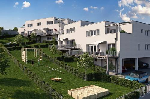 Wohnhausanlage Steyr Steinerstraße - Hochstraße