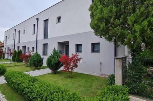 Modern designtes Einfamilienhaus mit idyllischem Garten in Gänserndorf