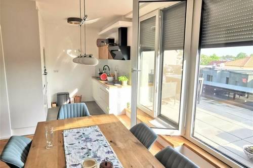Sonnige Maisonette-Dachgeschosswohnung in schönster Ruhelage // schlüsselfertig