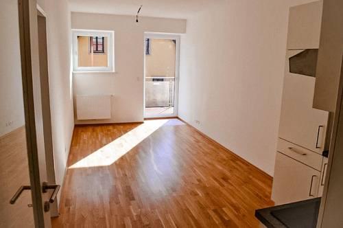 Vermietete 2-Zimmer Wohnung mit Balkon